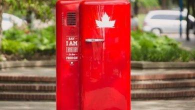 Photo of ثلاجة في كندا لا تفتح إلا عند مخاطبتها .. بـ 6 لغات!