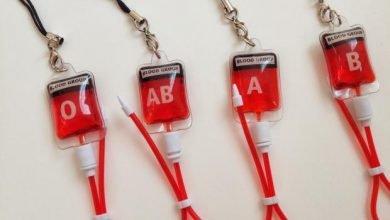 فصيلة الدم