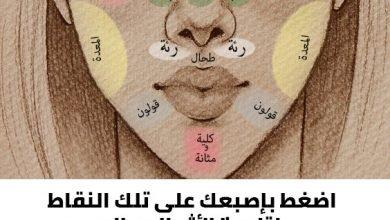 Photo of خريطة وجهك تخبرك بأسرار جسدك