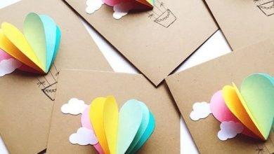Photo of أفكار مدهشة لصنع بطاقات ثلاثية الأبعاد مميزة