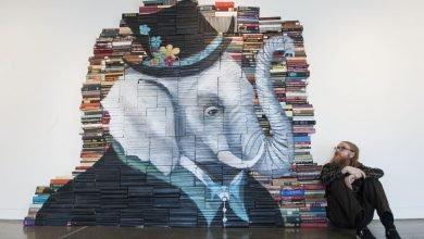 Photo of من قال أن الكتب للقراءة فقط!