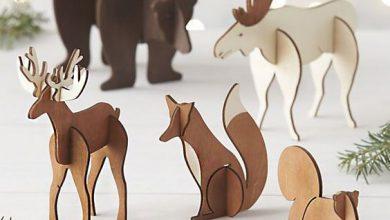 Photo of طريقة صنع أشكال الحيوانات وأدوات رائعة من ورق الكرتون