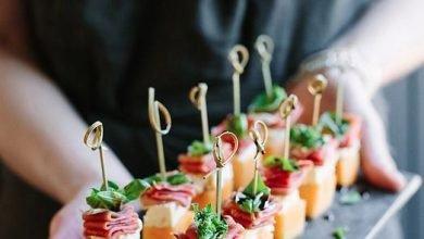 Photo of تنسيق مائدة الحفلات تصاميم وديكور مميز لأطباق الطعام