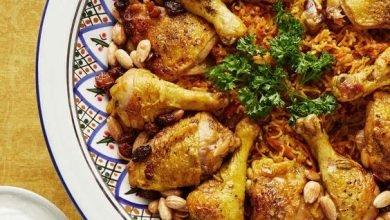 Photo of أفضل وصفة لطبخ كبسة الدجاح المحمّر
