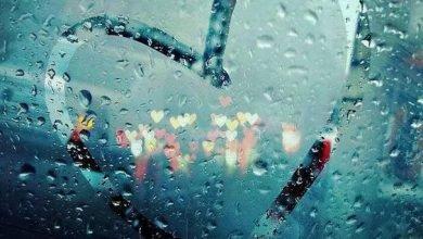 Photo of بعيدا عن الحرب إصنع لي حياة صغيرة أرسمها باصبعك على ضباب زجاج النافذة