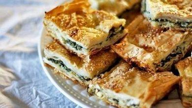 Photo of أشهى وصفات الفطائر البرك التركية بالجبن صو برك