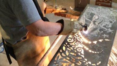 Photo of ليست للحماية فقط من الحديد طوّع الجمال ، كل ما تريد معرفته عن صناعة الأبواب والنوافذ الحديدية