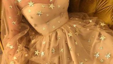 Photo of احجزي نجومك من الآن ! .. موضة قصاصات النجوم البراقة على القماش