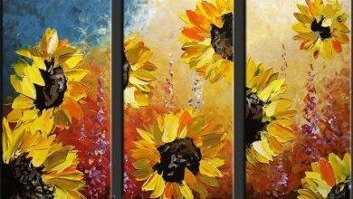 Photo of لوحات جدارية لمسات مميزة في زوايا البيت صور