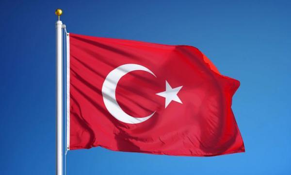 علم-تركيا